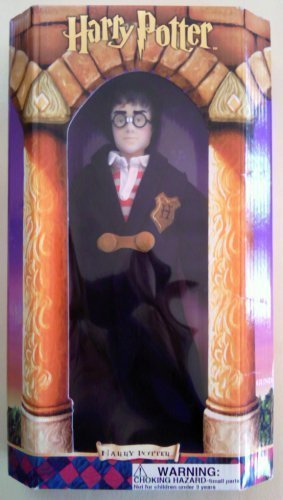 Harry Potter 12 Inch Soft Posable Doll by GUND