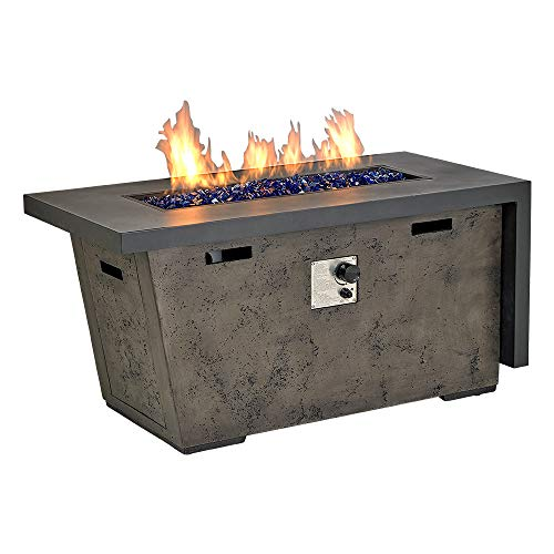 Duraflame Manhattan Fire Pit with 48
