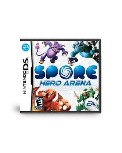 Spore Hero Arena - Nintendo DS (Spore)