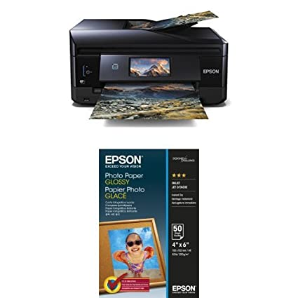 Epson Expression Premium XP-830 - Impresora multifunción ...