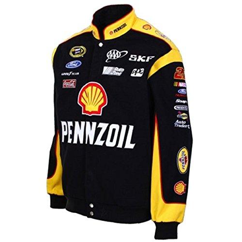 joey-logano-pennzoil-nascar-jacket-size-3xlarge