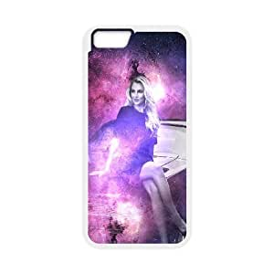 Custom Cover Case Fashion Britney Time For iPhone 6 4.7 Inch SXSWG947988