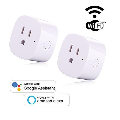 Smart Plug,Sgrice Mini Smart Socket Wifi Remote...