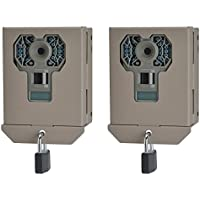 Stealth Cam GX Series Game Trail Camera Security & Bear-Proof Box, 2 Pack | BBGX