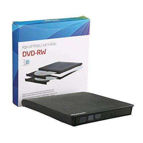 AlpsEagle Portable USB 3.0 External DVD RW Drive Burner, ...