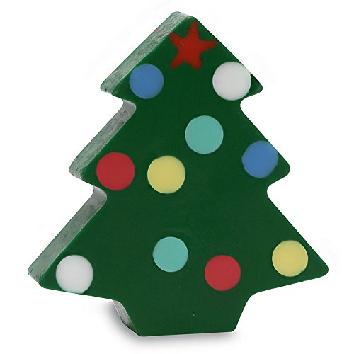 Element Tree (Primal Elements Christmas Tree 5.8 Oz. Handmade Glycerin Bar Soap)
