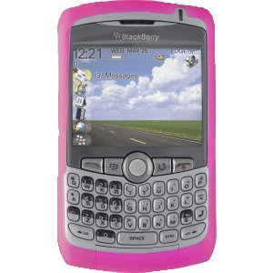 - BlackBerry 8300 Curve Phone Wrap Magenta