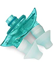 Navage Nasal Dock-Nose Pillow Combo: Teal Nasal Dock and Standard Nose Pillows