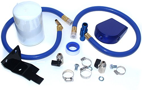 Used Ford F250 Diesel (Coolant Filtration System Filter Kit For 2003-2007 Ford Powerstroke Diesel 6.0L Ford F250 F350 F450 F550 E350 E450 Excursion Use With Filter # 24070 4070 B5134 WF2077)