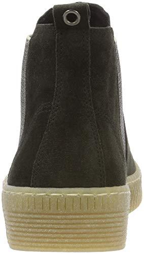 Jollys para Mujer Botas bottle natur Slouch Engl Verde Shoes Gabor 31 Gabor EqfXXT