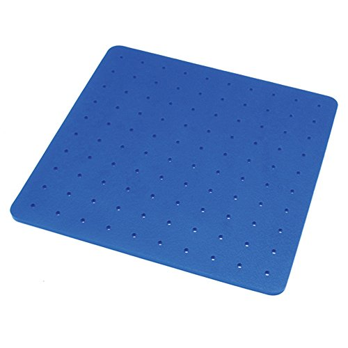 - 100-Hole Pegboard Made of Virtually Indestructible Rubber-Like Material