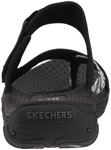 Chancleta Para Blanco Swag Reggae Red Mujer Skechers40974 con Sparkle Negro Skechers BxwIHZ0qW