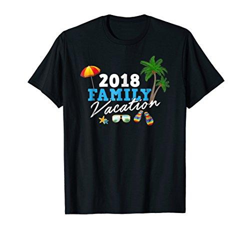 2018 Family Funny Vacation Shirt Holiday Gift (Funny Holiday Family Photos)