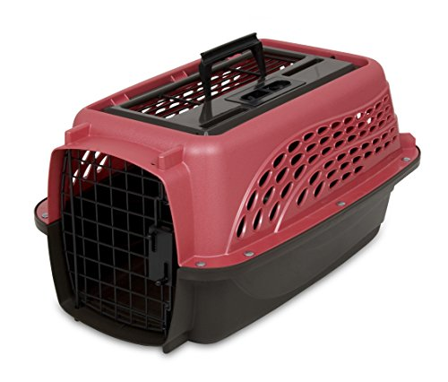 Petmate-Two-Door-Top-Load-Kennel