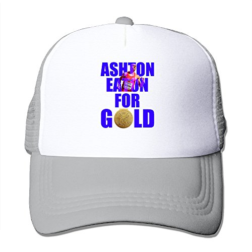 Olympics Games Ashton Eaton Unisex Cap Hats Ash Size One Size (Coupons For Party City 2016)