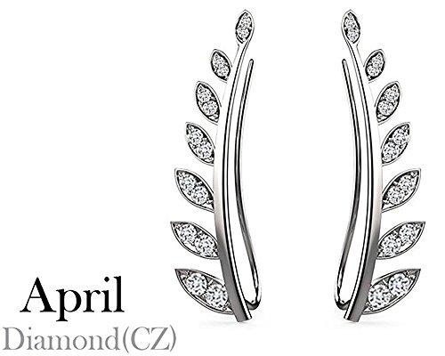 14k Cuff Earrings - 5