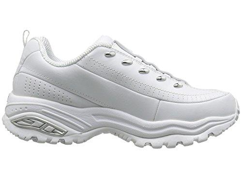 Skechers Sport Vrouwen Premium Sneaker Premix Wit