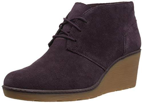 Charm Fashion Boot, Aubergine Suede, 070 M US ()