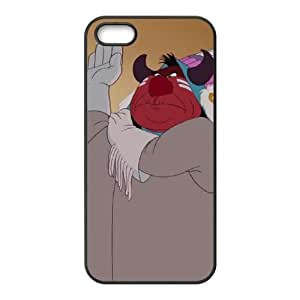 iPhone 4 4s Cell Phone Case Black Disney Peter Pan Character The Indian Chief 06 CBVNDEA13907