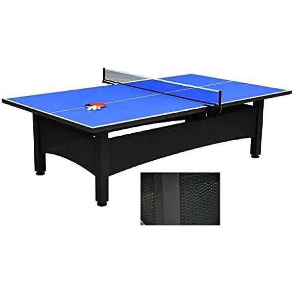 Softee Equipment Mesa Tenis DE Mesa Exterior Garden Azul: Amazon.es: Deportes y aire libre