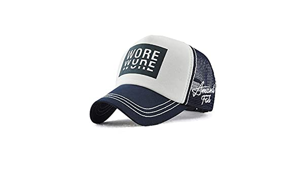 sdssup Gorra Neta de béisbol Gorra Neta Sombrero de béisbol de ...