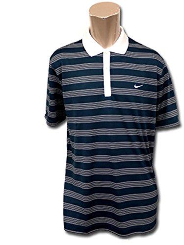 NIKE GOLF MENS 523306 メンズ ポロシャツ ゴルフ (459/ネイビー, XL)