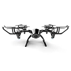 UDI RC Eagle Drone with Wide Angle 720P HD Camera Virtual Reality Mode Real time FPV WiFi Quadcopter with Headless Mode, Return to Home, Bonus Extra Battery 411fdpcuFYL