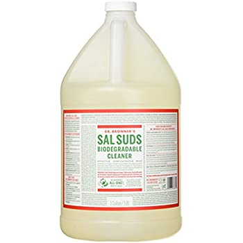 Amazon Com Dr Bronner S Sal Suds Biodegradable Cleaner
