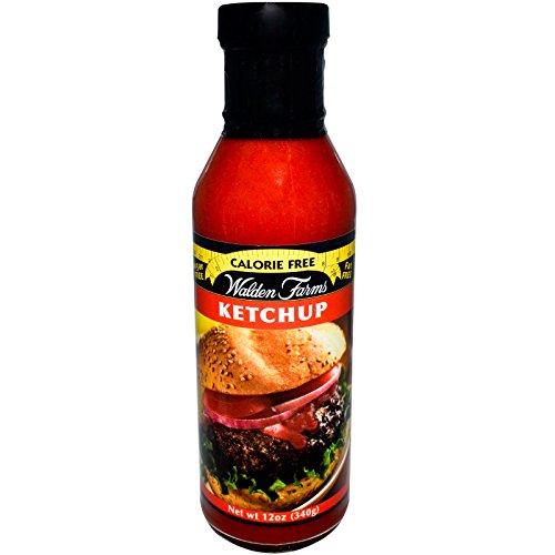 Ketchup Farms (Walden Farms, Calorie Free Ketchup, 12 oz(Pack of 2))