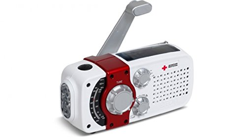 Eton AM/FM Weather Alert Radio with USB Charger (NFR170WXR) (Discontinued by Manufacturer)