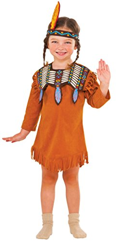Rubie's Costume Indian Maiden Value Child Costume, Small]()