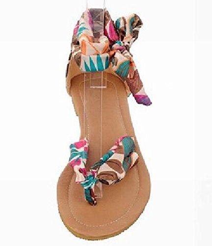 Insun - Sandalias de vestir de Material Sintético para mujer Azul - azul