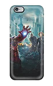 Hot Tpye The Avengers 20 Case Cover For Apple Iphone 4/4S (3D PC Soft Case)