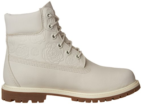 Light Premium 6in Women's Grey Timberland Fashion Boots qwXxa