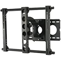 "Sanus Classic MLF10-B1 Large Full Motion TV Wall Mount for 37""-80 TVs"