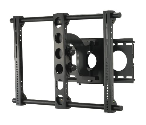 Sanus Classic MLF10-B1 Large Full Motion TV Wall Mount for 3