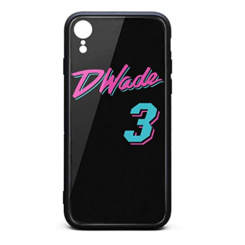 3D Phone Cases for iPhone Xr Anti-Slip Shockproof Ultra Slim Fashionable Perfectly Fit Tempered Glass Back Covers Durable PC TPU Scratch Resistant Shockproof Glossy