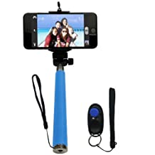 Looq System PGC-DB01 Selfie Clicker The Fourth Generation Selfie with Dog Clicker, Black/Pink/Blue
