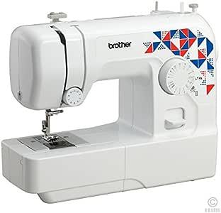 Brother L14S - Máquina de coser (fácil de usar, básica, 1 dial ...