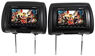 Headrest DVD Player Image