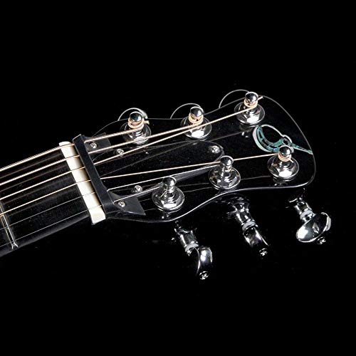 Journey Instruments OF660 Carbon Fiber Acoustic Guitar Black