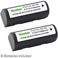 Kastar Battery (2-Pack) for Fujifilm NP-80, KLIC-3000 work with Fujifilm Finepix 1700z, 2700, 2900z, 4800 Zoom, 4900 Zoom, 6800 Zoom, 6900 Zoom, MX-1700, MX-1700z, MX-2700, MX-2900, MX-2900z, MX-4800, MX-4900, MX-6800, MX-6900, Kodak DC4800, Kyocera Microelite 3300 etc. Cameras