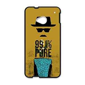 Breaking bad graphic design Cell Phone Case for HTC One M7