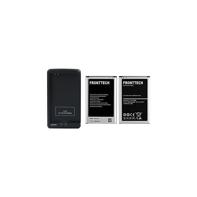 FrontTech 3200mAh OEM Battery+Charger Fo