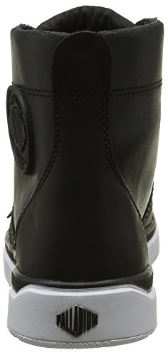 Palladium Palaru Hi Lea F - Zapatillas Mujer Noir (115 Black/White)