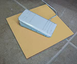 Martelli Non Slip Sewing Machine Foot Pedal Pad
