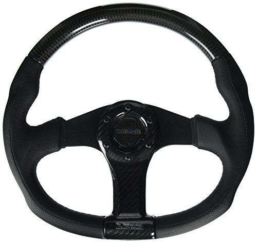 nrg carbon steering wheel - 5