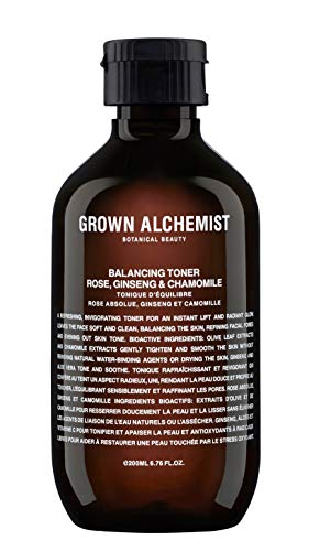 Grown Alchemist Balancing Toner - Rose, Ginseng & Chamomile (200ml / 6.76oz)