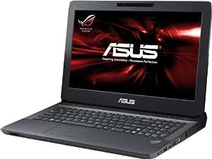 Asus G53SX- S1178V - Ordenador portátil 15.6 pulgadas (core i7, de RAM, 2000 MHz, 750 GB, Windows 7 Home Premium) - Teclado QWERTY español