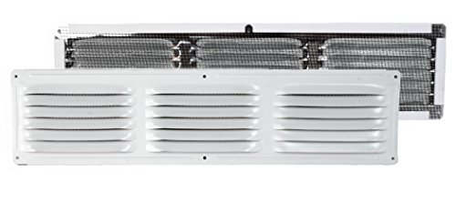 Aluminum Undereave Vent - 1
